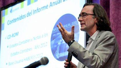 El ministro de economía Giordano presenta hoy una nueva oferta