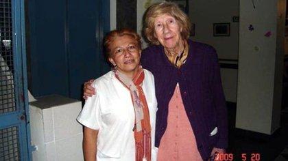 Yiya Murano terminó sus días en un geriátrico porteño
