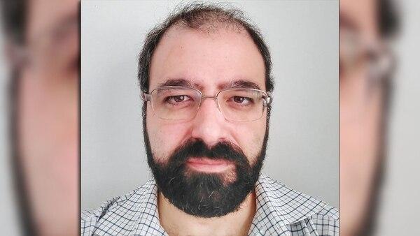 Gustavo Bertoche, profesor de filosofía(Facebook)