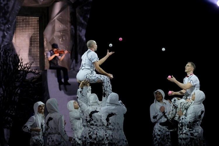 La compañía suspendió shows en todo el mundo y tuvo que despedir al 95% de sus empleados. REUTERS/Ints Kalnins/File Photo