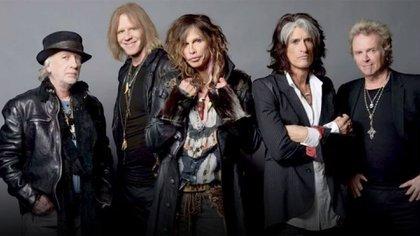 """Aerosmith también conocidos como """"Los chicos malos de Boston"""", anunció que harán una residencia musical en Las Vegas"""