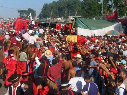 En la edición 2020 del festejo, se reunieron 300 mil personas. (Télam)