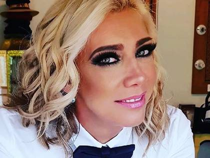 Cynthia Klitbo trabajó 35 años en Televisa (IG: laklitbocynthia)