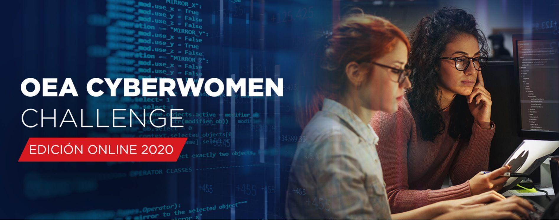La segunda edición de OEA Cyberwomen Challenge inicia el 7 de agosto.
