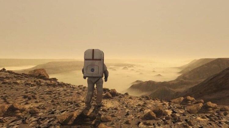 El hombre no ha podido hasta ahora pisar otro planeta, por lo que la idea de colonizarlo va a llevar muchas décadas más