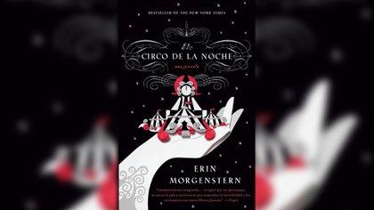 """""""El circo de la noche"""" (Umbriel), de Erin Morgenstern"""