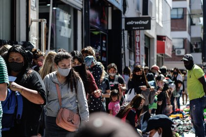Ayer se registró el número de contagios más alto desde el 13 de noviembre