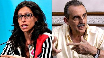 Paula Español y Guillermo Moreno, presente y pasado en la búsqueda de bajar la inflación con recetas fracasadas