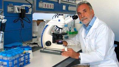 Giuseppe Remuzzi es médico nefrólogo y director del Departamento de Inmunología y Trasplante Clínico de los Hospitales Reunidos de Bérgamo