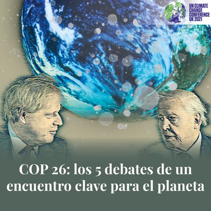 FILE PHOTO: British Prime Minister Boris Johnson and David Attenborough attend a conference about COP26 UN Climate Summit, in London
