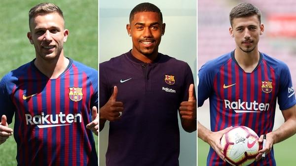 Los otros fichajes del Barcelona