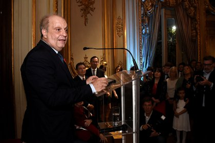 Hernán Lombari, ex titular del Sistema Federal de Medios y Contenidos Públicos