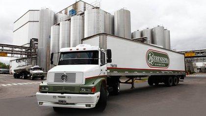 Compra el 12% de la leche y el 90% de lo que produce es para el mercado local