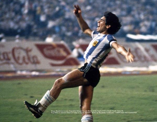 Fue la primera revancha de Maradona, luego de perderse el Mundial de 1978