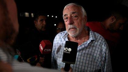 Roberto Fernández, titular de la UTA