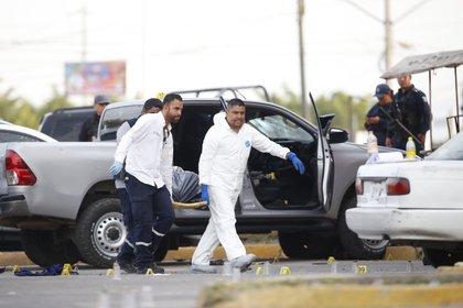 Según la organización, el 2019 se posicionó como el año más violento en la historia del país (Foto: EFE)