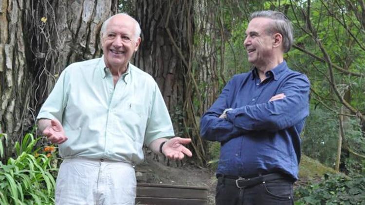Roberto Lavagna y Miguel Ángel Pichetto