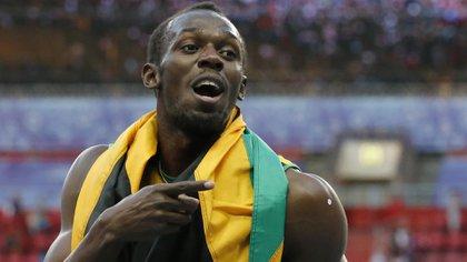 Usain Bolt concientizó sobre la importancia de respetar el distanciamiento social (Shutterstock)