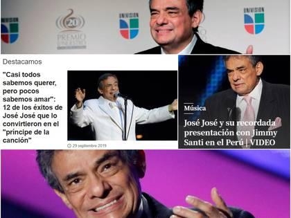 """El """"Príncipe de la canción"""" fue recordado por la prensa internacional (Foto: Especial)"""