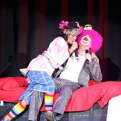Platanito y Karla Luna eran amigos porque convivieron durante giras que hicieron juntos (IG: platanitoshow)