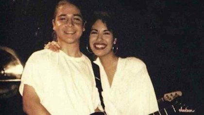 Chris Pérez explica que no agregó nada más sobre la vida de su esposa (Foto: Archivo)
