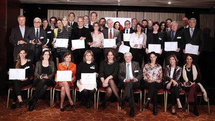 La reconocida Cooperadora de Acción Social realizó su tradicional entrega de premios COAS