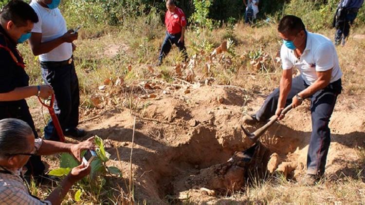 Desde 2006, el hallazgo de fosas clandestinas en México se ha multiplicado (Foto: Archivo Infobae)