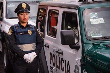 El año pasado se recibieron denuncias por un total 242 mil 850 de delitos, mismas que se concentraron en seis colonias de la capital (Foto: Victoria Valtierra/Cuartoscuro)
