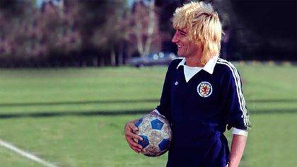 Rod Stewart estuvo en la Argentina durante el Mundial 78