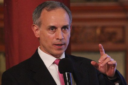 Hugo López-Gatell, subsecretario de Prevención es el centro de atención de la pandemia en México (Foto: Cuartoscuro)