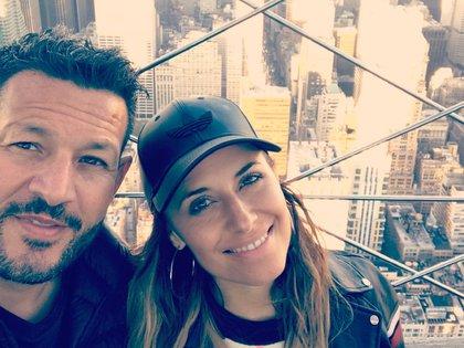 Mariana Brey y Pablo Melillo están en pareja hace dos años y medio