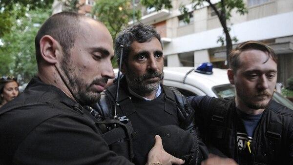 Roberto Baratta fue detenido por orden del juez Claudio Bonadio (DyN)