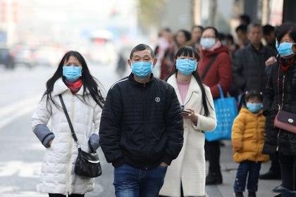 Wuhan, China. EFE/EPA/STR/Archivo<br/>