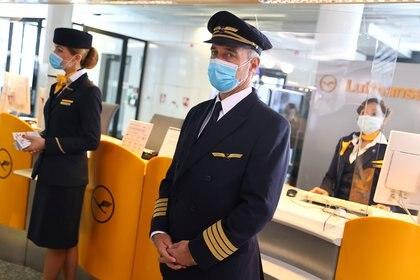 Otra diferencia con Vicentin es la situación económica de Lufthansa. El último informe anual presenta la solidez económica de la empresa (Reuters)