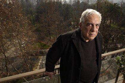 German Marin está considerado como el mejor escritor chileno vivo (Maglio Pérez)