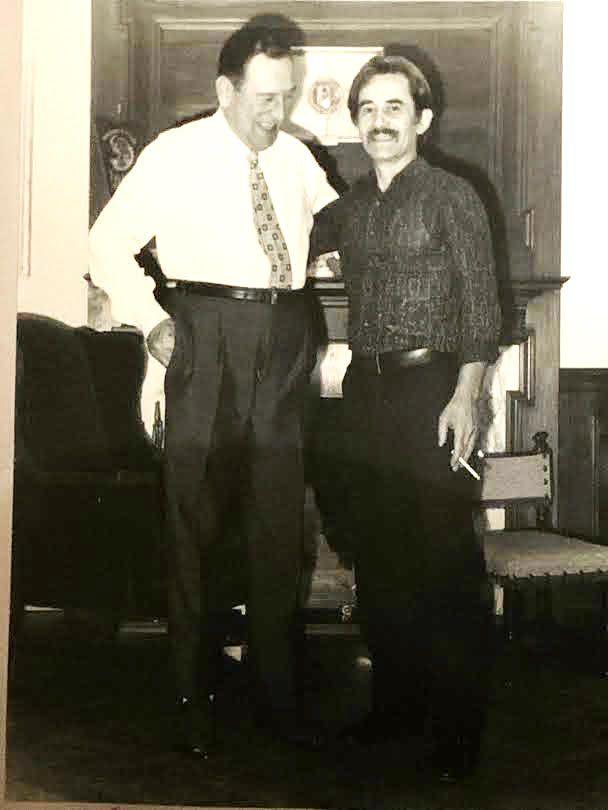 Perón y Rucci
