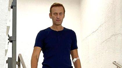 Alexéi Navalny (Reuters)