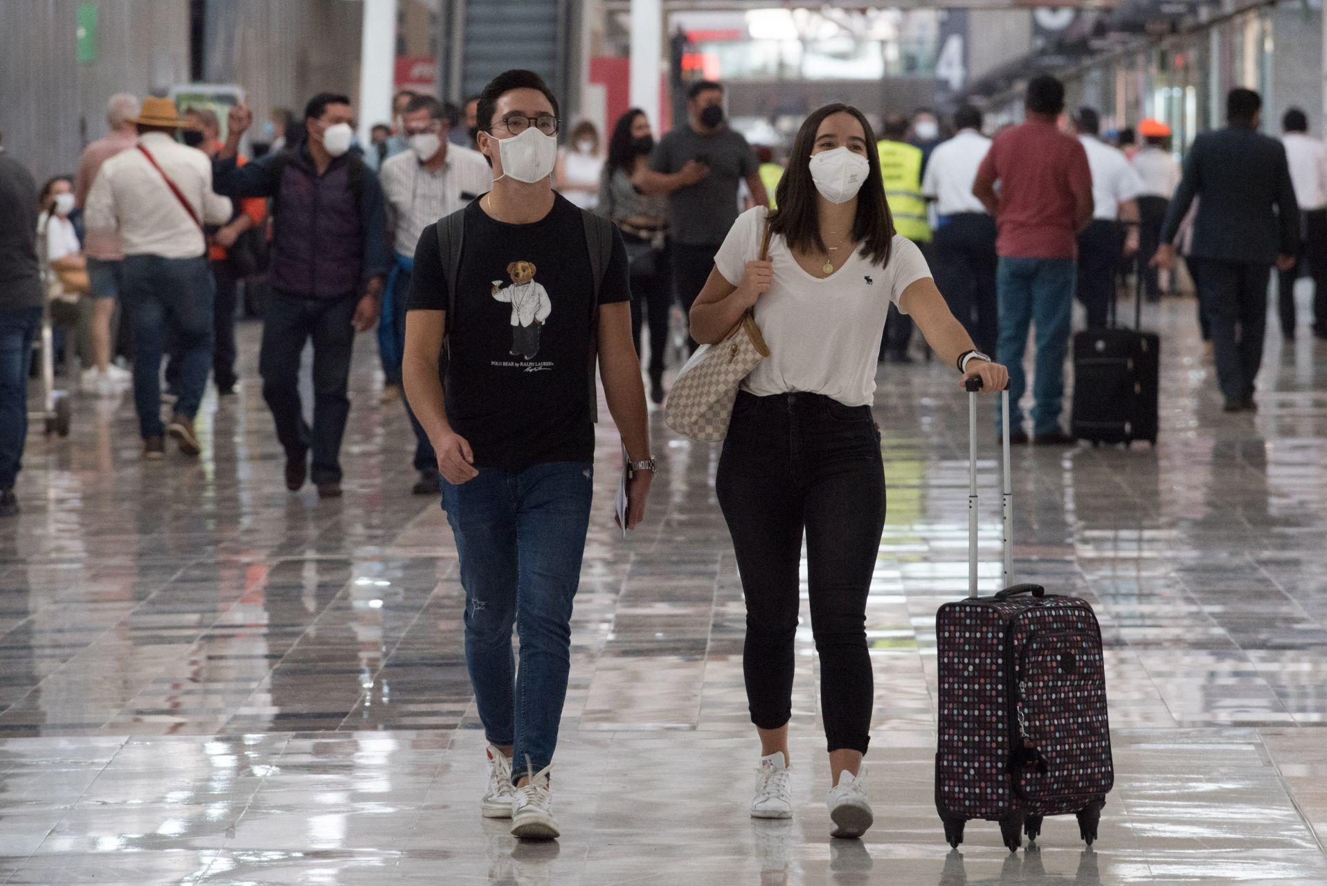 Aeropuerto internacional de la Ciudad de México (Foto: Cuartoscuro)