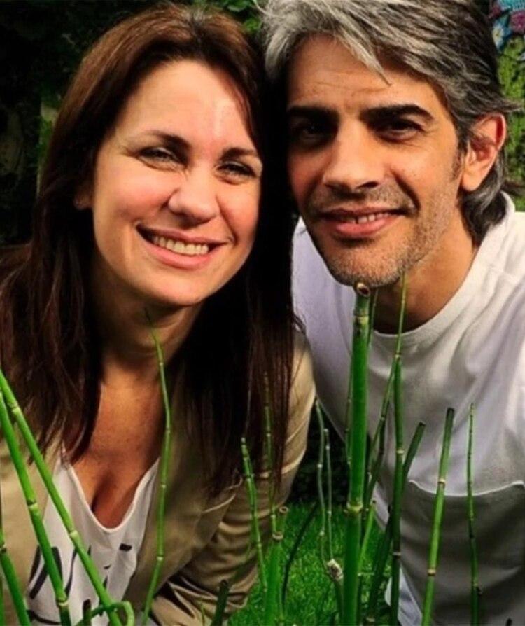 Nancy y Pablo, un amor siempre en crecimiento