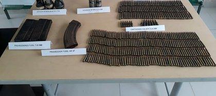 228.294 armas y municiones de las Fuerzas Armadas y cuerpos policiales venezolanos desaparecidas estarían siendo usadas por grupos irregulares colombianos. (Foto de referencia)
