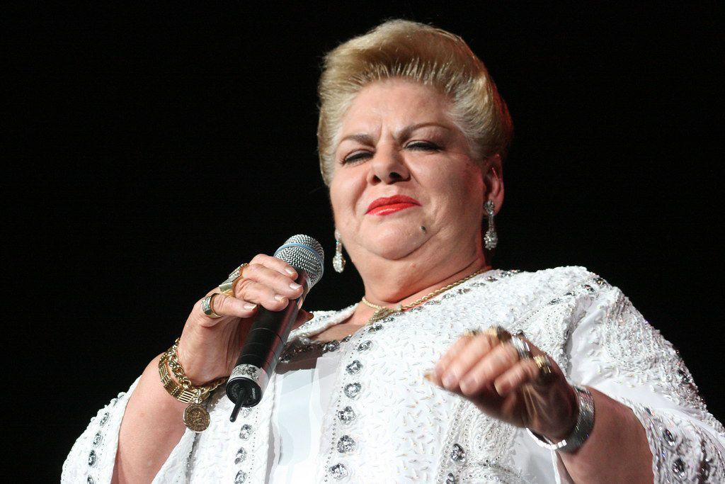 Paquita estaría alistando su candidatura para una diputación en Veracruz (Foto: Especial)