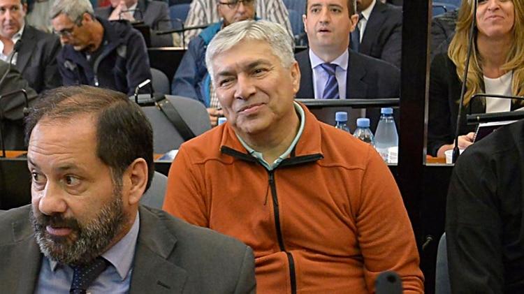 Lázaro Báez (Gustavo Gavotti)