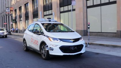 General Motors y Honda firmaron un acuerdo para fabricar un vehículo autónomo. (Archivo)