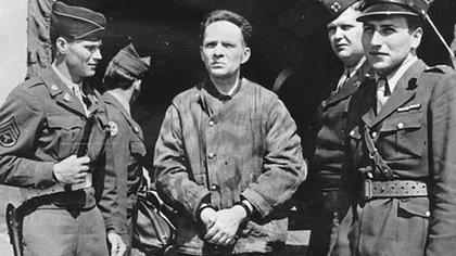 Rudolf Höss, comandante del campo de concentración de Auschwitz, no fue juzgado en Núremberg sino, tiempo después en Polonia. Pero sí prestó testimonio durante el proceso