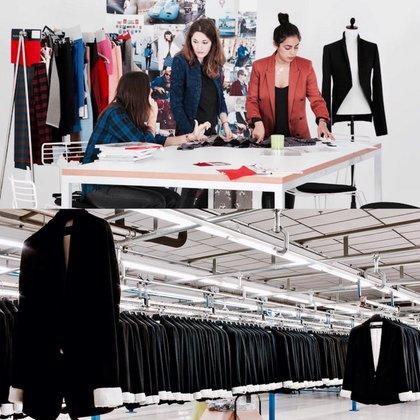 Un equipo de 350 diseñadores trabaja fuera de los lineamientos tradicionales de las estaciones, con nuevas prendas que llegan a las tiendas de todo el mundo hasta dos veces por semana, saciando el apetito de los consumidores más recurrentes