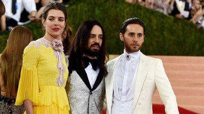 """""""Abandonaré el ritual agotado de las temporadas y los desfiles para recobrar una nueva cadencia, más próxima a mi vocación expresiva"""", dijo el director artístico de Gucci."""