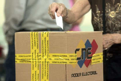 On December 6, elections will be held to renew the National Assembly (EFE / Harold Escalona / Archive)