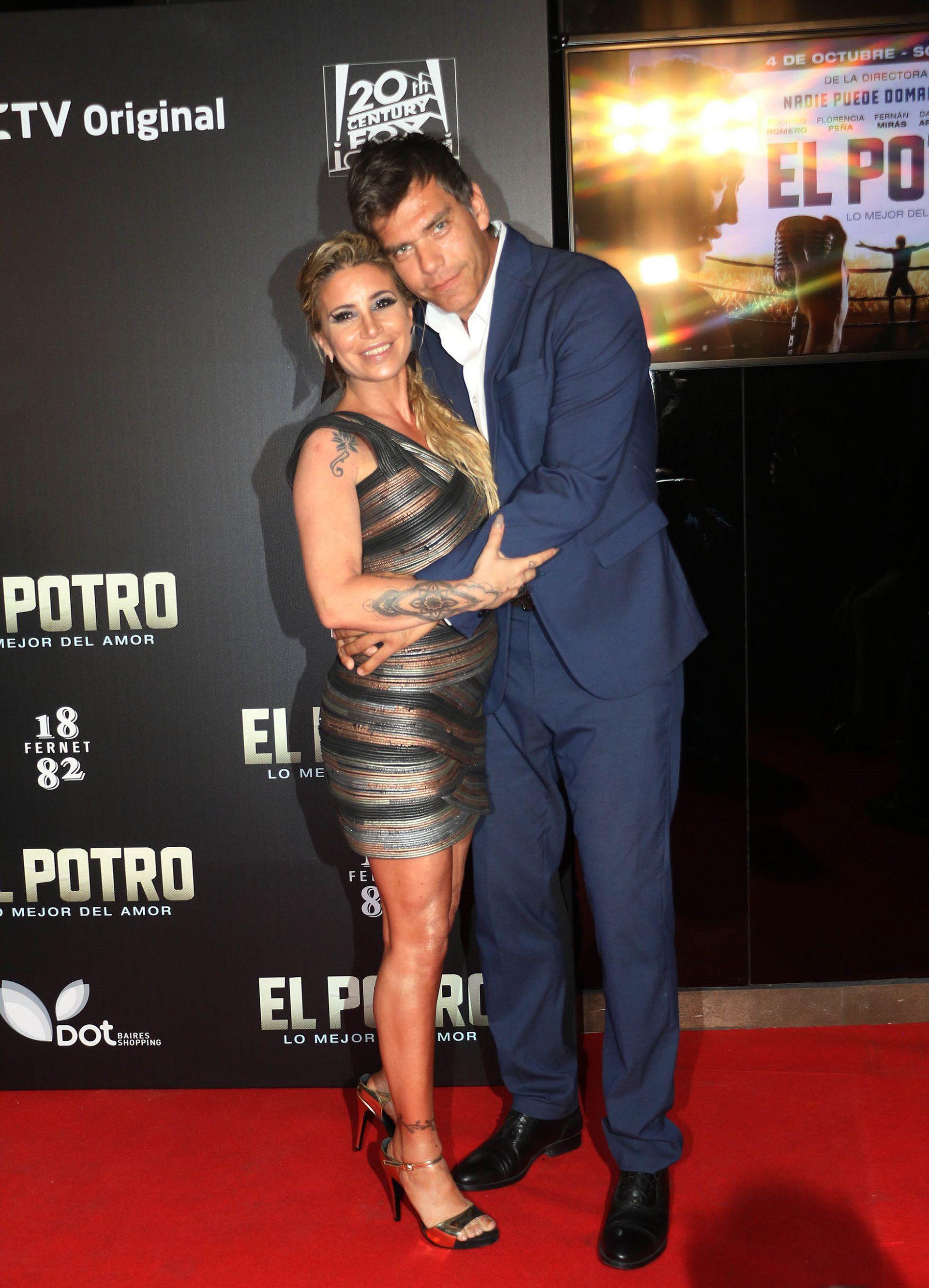 Florencia Peña y Ramiro Ponce de León