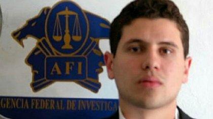 Iván Guzmán, uno de los hijos de El Chapo (Foto: especial)