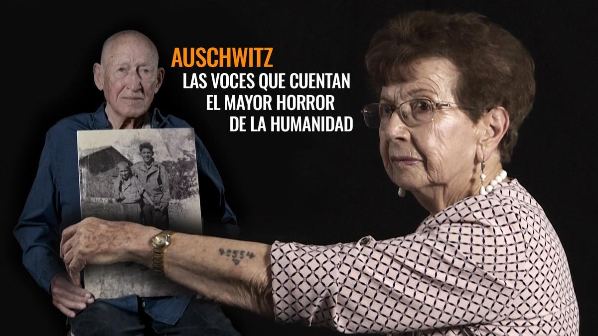 Las últimas voces que pueden contar Auschwitz, el mayor horror de la humanidad